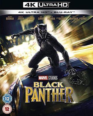 Black Panther [4K UHD] [Blu-ray]