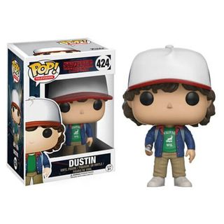 Stranger Things: Dustin with Compass Pop! Vinyl Figure