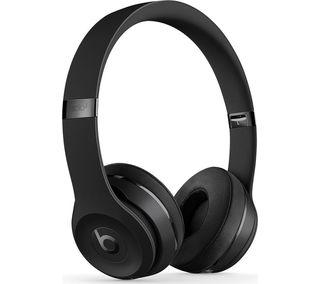 BEATS Solo 3 Wireless Bluetooth Headphones - Black