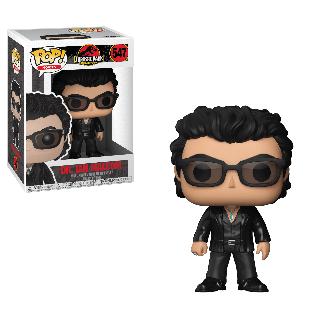 Jurassic Park: Dr Ian Malcolm Pop! Vinyl Figure