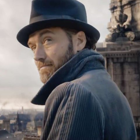 jude law, dumbledore, fantastic beasts the crimes of grindelwald