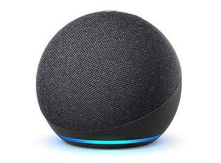 All-new Amazon Echo Dot (4th gen) | Smart speaker with Alexa | Charcoal
