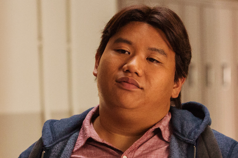 jacob batalon as ned in spider man homecoming