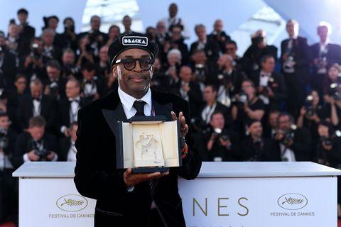spike lee wins the grand prix at cannes film festival 2018 for blackkkklansman