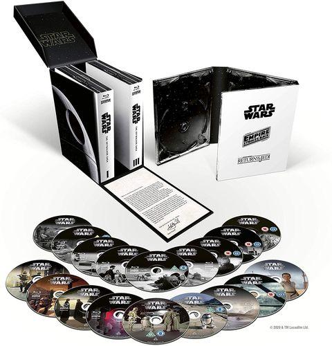 star wars the skywalker saga complete box set