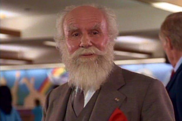 Douglas Seale Ernest Saves Christmas