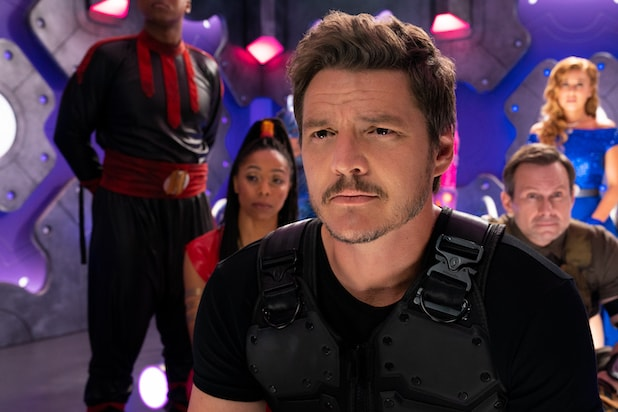 We Can Be Heroes Pedro Pascal