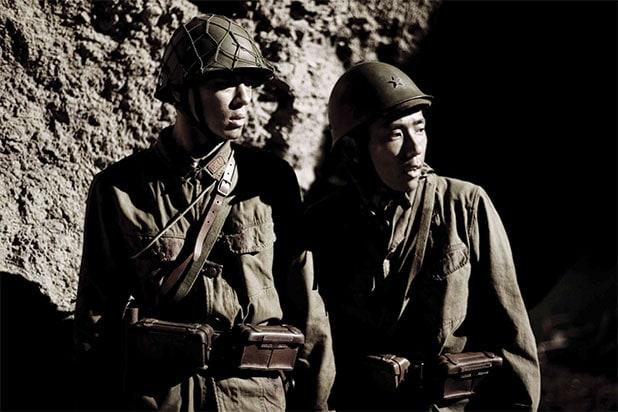Letters From Iwo Jima clint eastwood